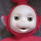 Ragdoll Talking Po Red Teletubbies Plush Doll