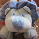Mary Meyer Baby Plush Blue Lion Taggies