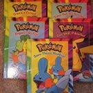 Scholastic Pokemon Books lot of 5