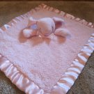 Blankets & Beyond Pink Security Blanket PinkRabbit Nunu Lovey