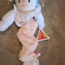 Dakin Clown Musical Crib Toy Plush Vintage new with tags
