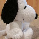 Plush Snoopy Dog in Peanuts made by Determined Productions for United Feature Syndicate