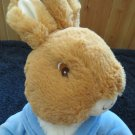 The Original Peter Rabbit by Beatrix Potter Plush toy 2007