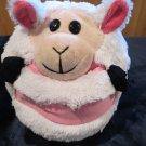 """MushaBelly Chatter Plush Lamb  8"""" Plush Jay at Play"""