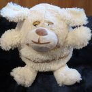 "MushaBelly Chatter Plush Puppy Dog  8"" Plush Jay at Play"