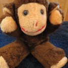 Vintage Plush Curious George Monkey by Zayrecorp