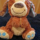 Bright inspirations Kids II Praying Plush Puppy Dog Named Zeke