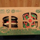 Green Toys Sandwich Shop Stack and Serve ultimate Sandwiches