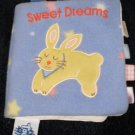 My First Taggies Fabric Book called Sweet Dreams