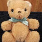 Cuddle Toys By Douglas Old Plush Bear Musical wind up