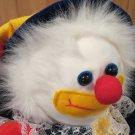 "M S Toy Plush Clown Primary Colors 14"""