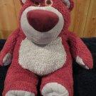 "Disney Plush Bear Lotso 15"" Strawberry Scent Toy Story 3"