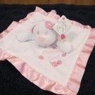 New Baby Essentials White Bear Security Blanket Heaven Sent