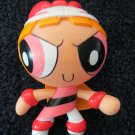 Powerpuff Girls Doll Named Blossum PVC Doll by Cartoon Network