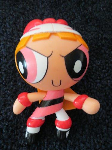 Powerpuff Girls Doll Named Blossum PVC Doll by Cartoon Network