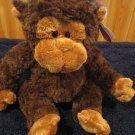 Ty Classic Monkey named Bungle Plush Lovey