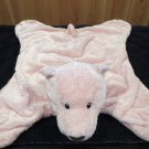 Baby Gund Comfy Cozy Bear Pink Security Blanket