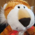 Russ Berrie Orange Plush Striped Tiger named Roarrie