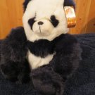 Fiesta Round  Super Soft Panda Bear 1995