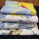 One 3pc Set of Pokemon Twin Sheets including the pillow case.