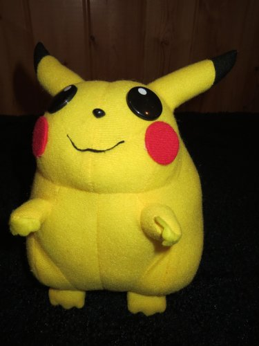 Pokemon Pikachu Character Plush Doll