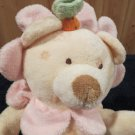 Ty Plush Lion Bear named baby Petals Pluffies