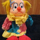 Vintage Dakin Clown Cheery Teary double faced Happy Sad Faces
