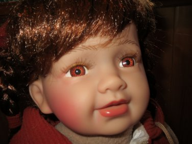 Cathay Collection Doll Sings Twinkle Twinkle Little Star