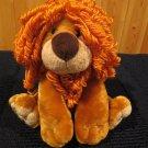 Aurora Jazzy Plush Lion Curly Mane