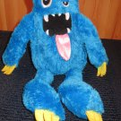 Manhattan Toy Blue Monster and Me Plush Toy