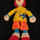Disney JoJo's Circus Plush Talking Doll named Jo Jo