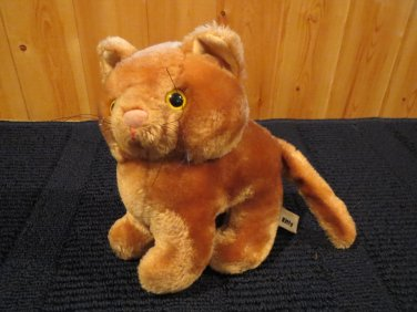 Russ Berrie Vintage Plush Official Friskies Kitty Cat PD9995