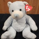 Retired Ty Pluffies Blue Bear named Tinker