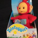 New Teletubbies Po Plush Talking Doll Payskool Ragdoll