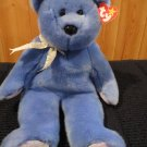 TY Beanie Buddy Buddies Teddy Bear named Clubby II