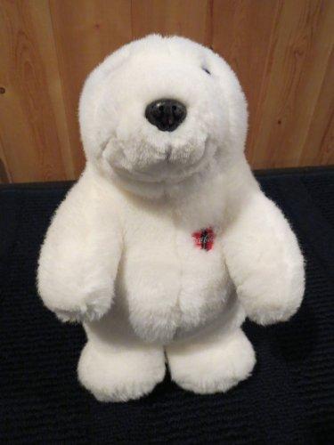Plush 1998 Plush Coca-Cola White Polar Bear