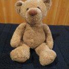 Eddie Bauer Plush light brown teddy bear tan