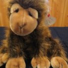 Ty Beanie Buddy 1998 Monkey named Cha Cha Plush Retired toy