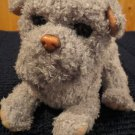 FurReal friends plush New Born Gray Puppy Dog  interactive toy Fur Real