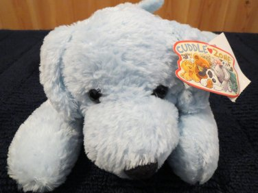 Target Chosun Cuddle Zone Blue Plush Puppy Dog New With Tags