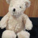 "Avon 2007 Lovable Plush White Cream Teddy Bear 12"""