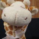 Plush Giraffe Security Blanket by Angel Dear