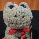 KellyToy Beanpoles Green Plush Frog Walmart
