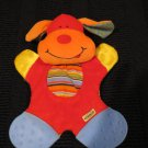 Graco Puppy Dog Teether Security Blanket