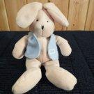 Carters Plush Bunny Rabbit Rattle  #2637