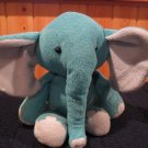 Target Circo Blue Plush Elephant gray accents