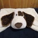 Baby Gund Red Envelope Comfy Cozy Mat Puppy Dog Security Blanket 42643