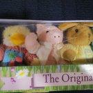 Chrisha Creations Ltd.  Playful Plush animals Seven in all