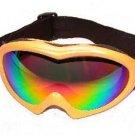 Ski Goggles Yellow  Frames Icebird by Birdz Eyewear