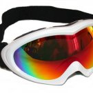 Ski Goggles White  Frames Icebird by Birdz Eyewear